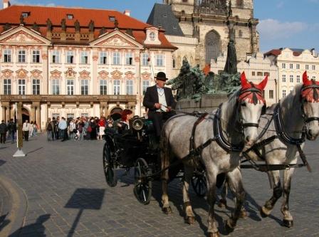 Прага - Староместская площадь