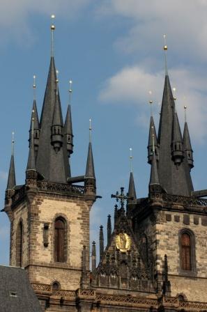 Башни Староместки